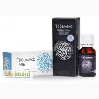 Купить Табамекс - Комплекс (Капли+Гель) от никотиновой зависимости оптом от 100 шт