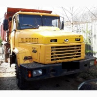 Продаем самосвал КрАЗ 65055-03, 20 тонн, 2007 г.в