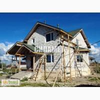 Строительство домов из пеноблока, газоблоков, монолитные конструкции