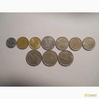 Монеты Испании (10 штук)