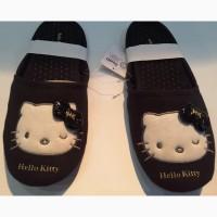 Эксклюзивные комнатные тапочки hello, kitty, 40-41 р, sanrio, япония