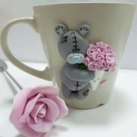 Подарок к празднику! Чашки детские для девушки для любимого 200 грн