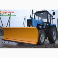 Отвал лопата снегоуборочный на трактора МТЗ, Т-150, ЮМЗ, ХТЗ и др