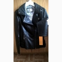 Новая куртка с натуральной кожи, Харьков
