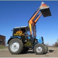 Погрузчик тракторный быстросъемный НТ-4М с доставкой