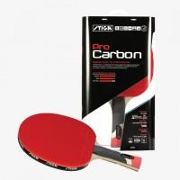 Профессиональная ракетка для настольного тенниса STIGA PRO CARBON