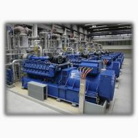 Газопоршневая электростанция SUMAB (MVM) 800 Квт