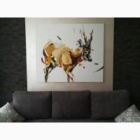 Художественная роспись стен, рисунок на стене | Опытный художник