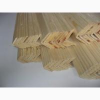 Деревянный угол наружный ольха (ольховый) купить от производителя оптом