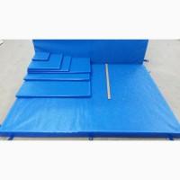 Дезинфецирующий коврик Автобарьер, 100*100 см, 9 см