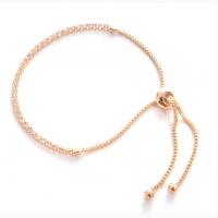 Женский браслет на руку под золото
