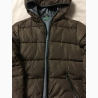 Продам Детская демисезонная куртка Benetton 10-12лет оригинал