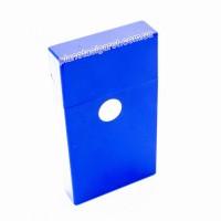 Пластиковый портсигар Слим 6-0801