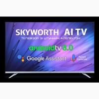 Новый телевизор Skyworth 43E6AI со смартом
