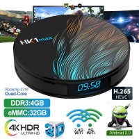 TV Box HK1 Max 4Gb/32GB Android 9.0 Смарт приставка