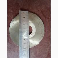 Фреза дисковая отрезная ф 100х2.5х17 мм Р6М5 складское хранение СССР