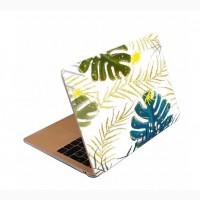 Чехол накладка листья пальмы Монстера monstera MacBook 13 Retina New 2020 (2020/2016/2017
