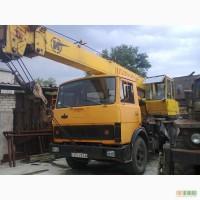 Продам кран Ивановец КС-3577 на базе МАЗ-5337