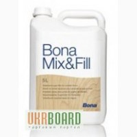 Шпаклевка Bona MixFill (Бона Микс Филл) 5л