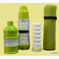 Комплект для кормления ребенка Paulandstella (Самонагревающаяся бутылочка)