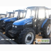 Трактор колесный NEW HOLLAND TL5060 (100 л.с.) Б/У.