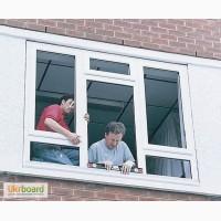 Металлопластиковые окон, дверей, балконов. Ремонт