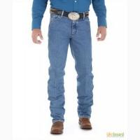 Джинсы Wrangler 47MWZSW Premium Performance Cowboy Cut Regular Fit Jeans - Stonewashe(США)