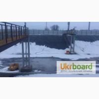 Устройство и гидроизоляция исскуственных водоемов и озер