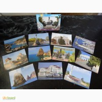 Коллекционные открытки г.Севастополь.Сувенирные