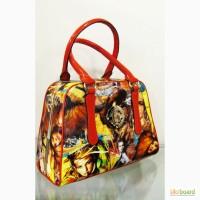 Женские сумочки, клатчи