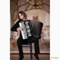 Уроки игры на аккордеоне)