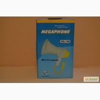 Громкоговоритель (рупор) Мегафон HW-8C