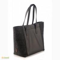 Сумка женская комбинированая из войлока feltforyou, сумка из войлока, сумочка (нова)