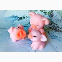 Сувенирное мыло Свинки