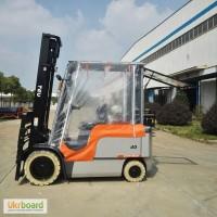 Автопогрузчики электрические вилочные (электропогрузчики) серии TEU от 1, 5 тонн до 4 тонн