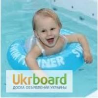 Круг для плавания SWIMTRAINER от 3х месяцев до 4х лет