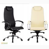 Кресло офисное SAMURAI К1. Самурай - кожа