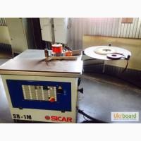 Кромкооблицовочный станок SICAR SB-1M