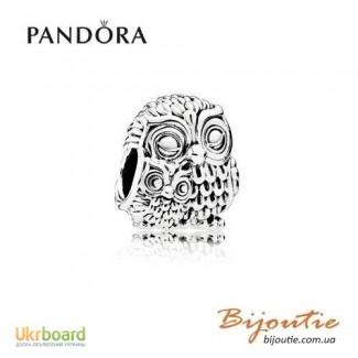 Оригинал PANDORA шарм очаровательные совы 791966