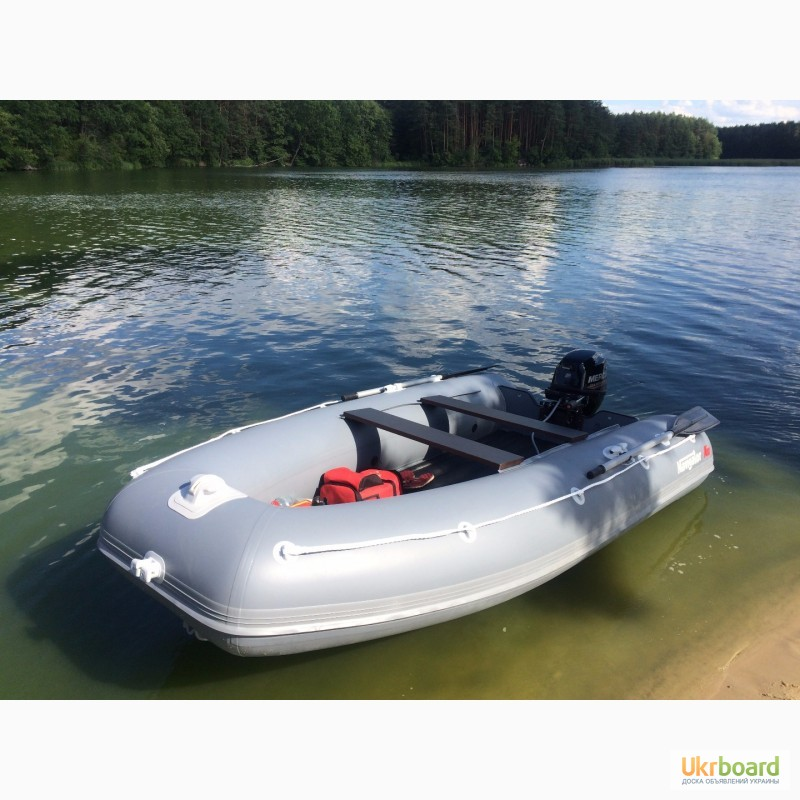 лодка надувная 330 с надувным дном
