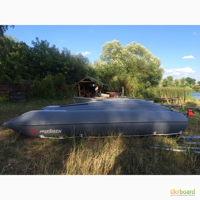 видео лодка навигатор 360