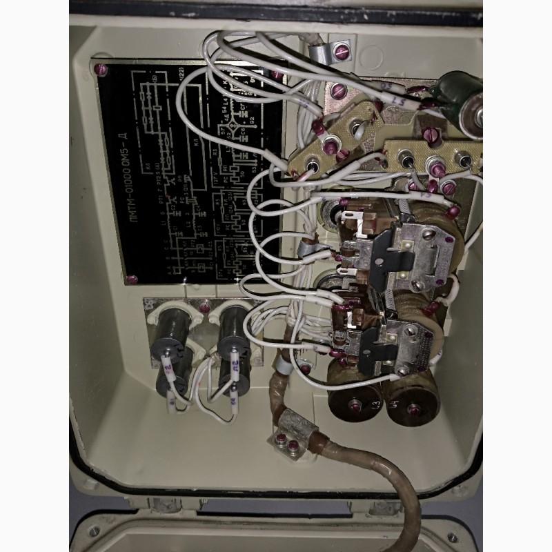 Фото 2. Пускатели магнитные