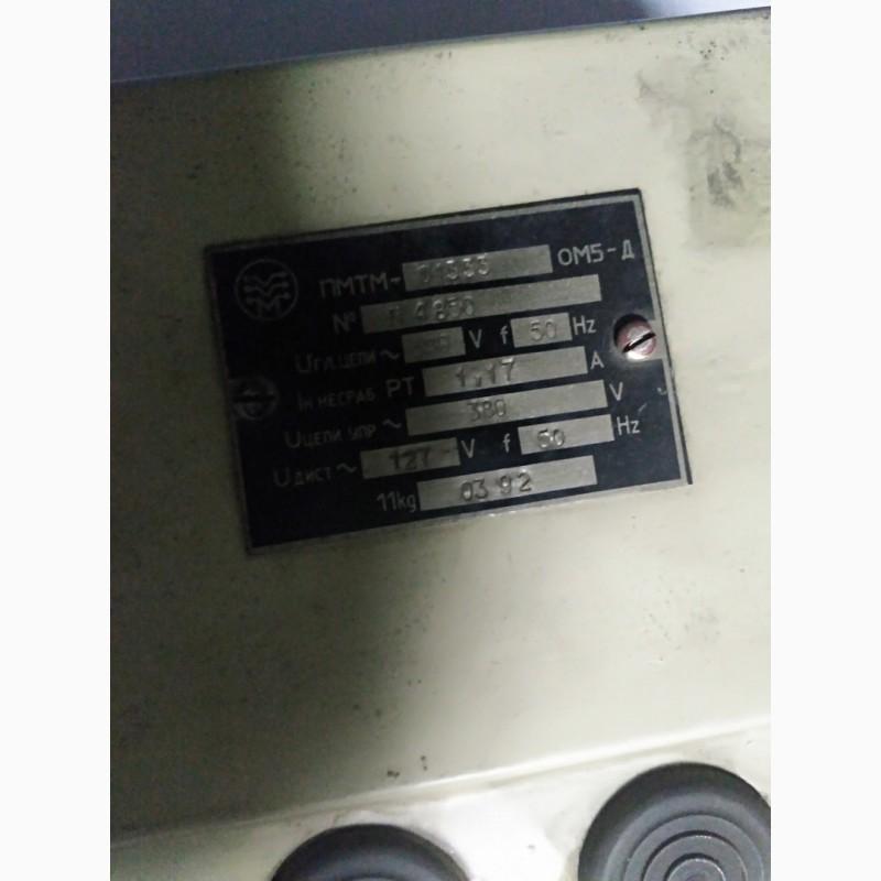 Фото 7. Пускатели магнитные