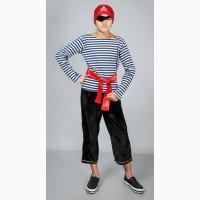 Детский карнавальный костюм Разбойник, размеры 30-38