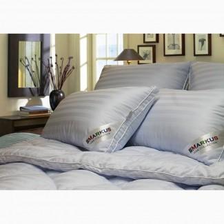 Комплект постельного белья, страйп сатин