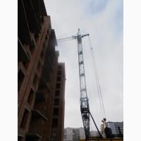 Предоставляем услуги башенного крана КБ-408, 10 тонн, 1991 г.в