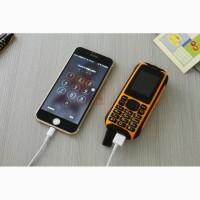Телефон XP 3600 Новый Противоударный Водостойкий 2-Сим карты Батарея 3500мАч