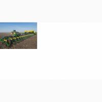 Услуги посева зерновых, кукурузы, подсолнуха. Аренда сеялки. Чернигов
