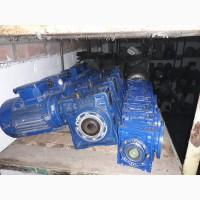 Продам бартер электродвигатели редукторы мотор редукторы