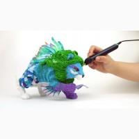 Уроки рисования 3D-ручкой! Днепр